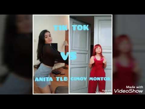 Tik Tok Anita Tlb Vs Cimoy Montok | Montok siapa nih??