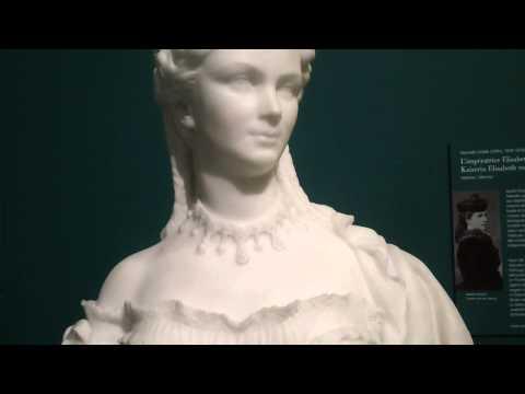 L'impératrice Elisabeth d'Autriche 1867 Marcello Exposition Marcello Fribourg Suisse