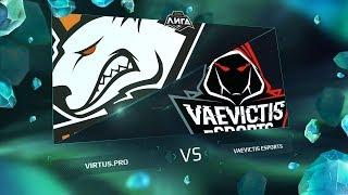 VP vs VS - Неделя 5 День 1 Игра 3 / LCL