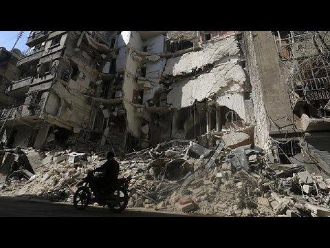 Συρία: Δεκάδες νεκροί από επιθέσεις των κυβερνητικών δυνάμεων