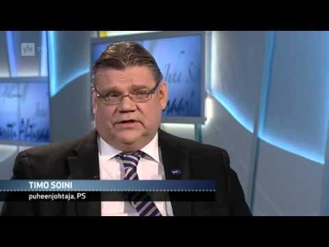 Timo Soini Ykkösaamu 1.3.2014 tekijä: BergableYo