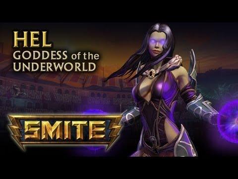 SMITE - God Reveal - Hel, Goddess of the Underworld