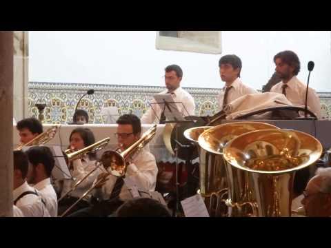 angeja - ANGEJA, 03/08/2013 IV.º CENTENÁRIO da igreja Matriz / Festa das Neves CONCERTO DA PADROEIRA pela BANDA DE ANGEJA.
