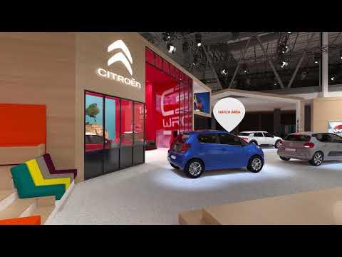 La Maison Citroën - Paris Motor Show 2018