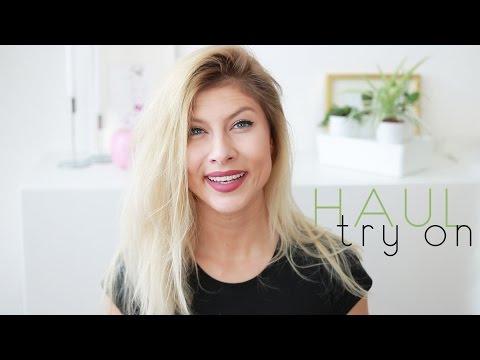 Try on haul | Lenka