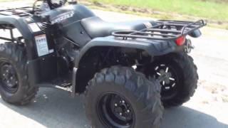 10. 2009 Yamaha Grizzly YFM350- Item 27569