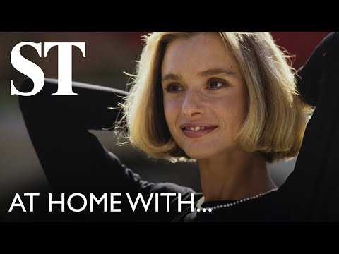 Maryam d'Abo on being a Bond girl | At Home With...