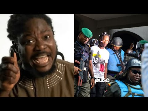 Daddy Showkey Calls EFCC Idiots Over Naira Marley's Treatment