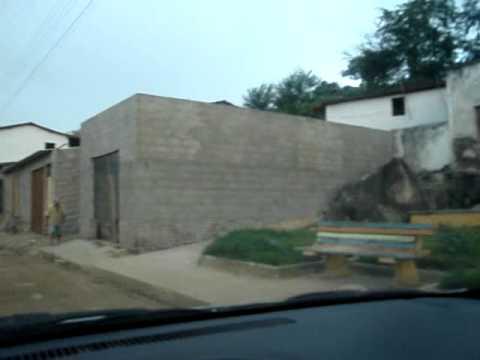 Reconstrução de Quebrangulo Alagoas depois da enchente de 2010