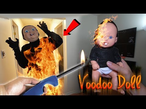 DO NOT MAKE HAPPY DEATH DAY VOODOO DOLL AT 3 AM CHALLENGE!! (IT WORKED!!)