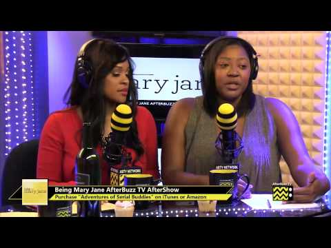 """Being Mary Jane After Show Season 1 Episode 7 & 8 """"Blindsided"""" """"Uber Love""""   AfterBuzz TV"""