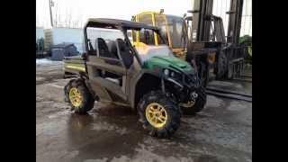 7. Modded John Deere Gator Ride and Stereo