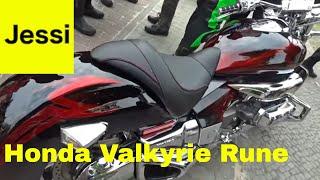 6. V6 Honda Motorcycle - Honda Valkyrie Rune 1800 6 cylinder sound