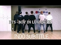 foto [INDO SUB] BTS BOY IN LUV Dance Practice
