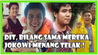 "Video ""Dit, Bilang Pada Mereka, Jokowi Menang Telak!"" MP3, 3GP, MP4, WEBM, AVI, FLV April 2019"
