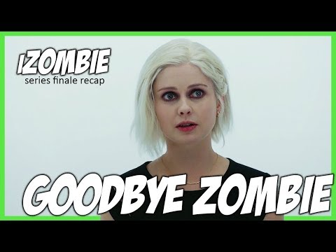 iZOMBIE SERIES FINALE RECAP | FINAL EPISODE
