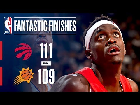Video: The Suns and Raptors Engage In a Fantastic Finish | January 17, 2019