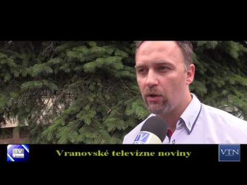 Vranov: mesto ukončilo hospodárenie roka 2016 s prebytkom 547 214€