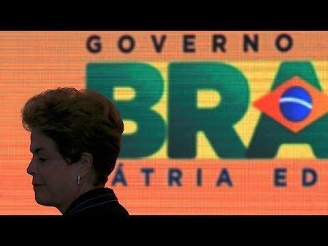 Βραζιλία: Έρευνες κατά των Ρούσεφ, ντα Σίλβα