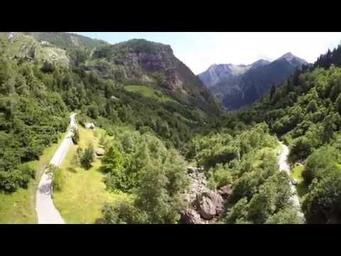 Antrona Schieranco Drone Video
