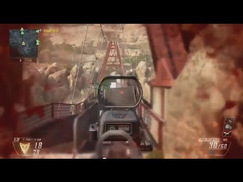 Black Ops 2 Gameplay Multijugador en Aftermath - Yemen - Turbine - Cargo