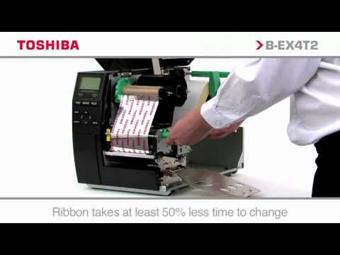Toshiba Industrial Printer B-EX 4T2