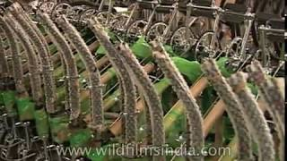 Video Atlas Bicycle Factory in India MP3, 3GP, MP4, WEBM, AVI, FLV November 2018