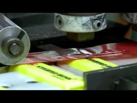 Herstellung des STABILO BOSS ORIGINAL Textmarkers (Deutsch)