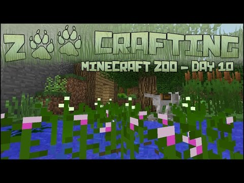 Zoo Keeper Safety Zones! 🐘 Zoo Crafting: Season 2 - Episode #10