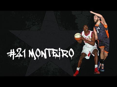 IBC GoPRO - Gabriel Monteiro (SG 193cm) - Highlights (2015-16)