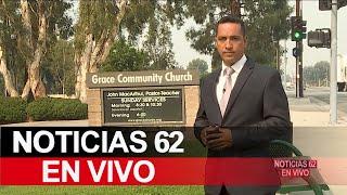 Iglesia del Valle de San Fernando desafía a las autoridades – Noticias 62 - Thumbnail