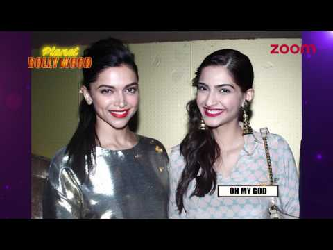 Sonam Kapoor & Deepika Padukone Start The Cold War