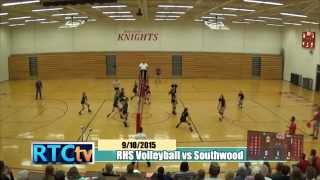 Rochester High School Volleyball vs Southwood
