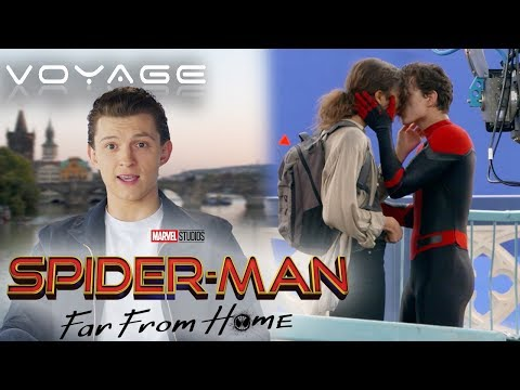 World Wide Webslinger | Spider-Man: Far From Home | Voyage