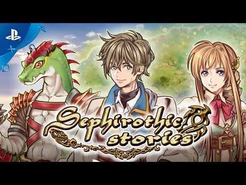 Sephirothic Stories - Official Trailer | PS4 - Thời lượng: 53 giây.