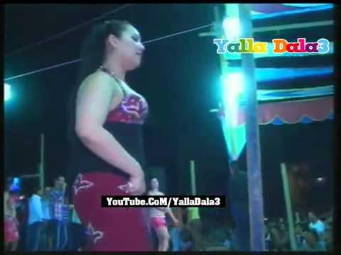 شقاوة وبس خلاص راحت على صافيناز اجمد رقص شعبى احدث فرح مصرى وتحدى حصريااات 2014   Yalla Dala3 (видео)