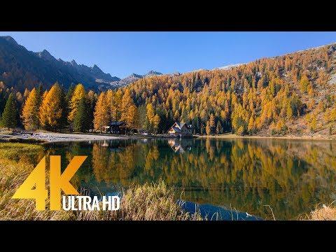 Nail salon - Italian Dolomites - Fall in the Alps - 4K Nature Documentary - Episode 1
