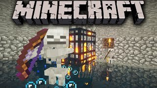 Minecraft: Zoo Keeper - Skeleton Dungeon Grinder - Ep.7 Dragon Mounts, Mo' Creatures, Shaders Mod