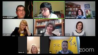 Debate conxunto: Integrarmos o colectivo migrante no sistema educativo, e Integrarmos o colectivo migrante desde os SNL