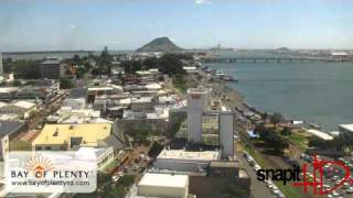 Tauranga Webcam Wednesday 2nd February 2011