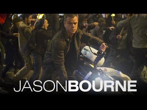 Jason Bourne (TV Spot 'Purpose')