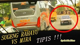 Video Nyaris Tabrakan !! Balapan Bus Sugeng Rahayu vs Mira (Bonus Rosalia Indah SHD ) [Part 2] MP3, 3GP, MP4, WEBM, AVI, FLV Mei 2019