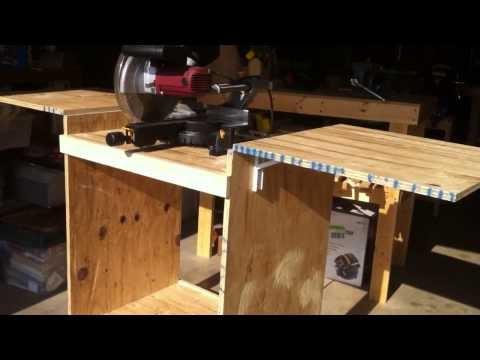clips diy miter-saw woodworking workshop