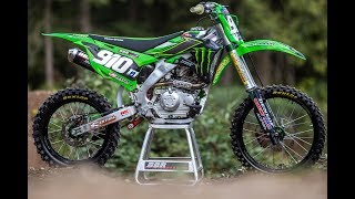 9. Insane Kawsaki KLX140 mini - Dirt Bike Magazine