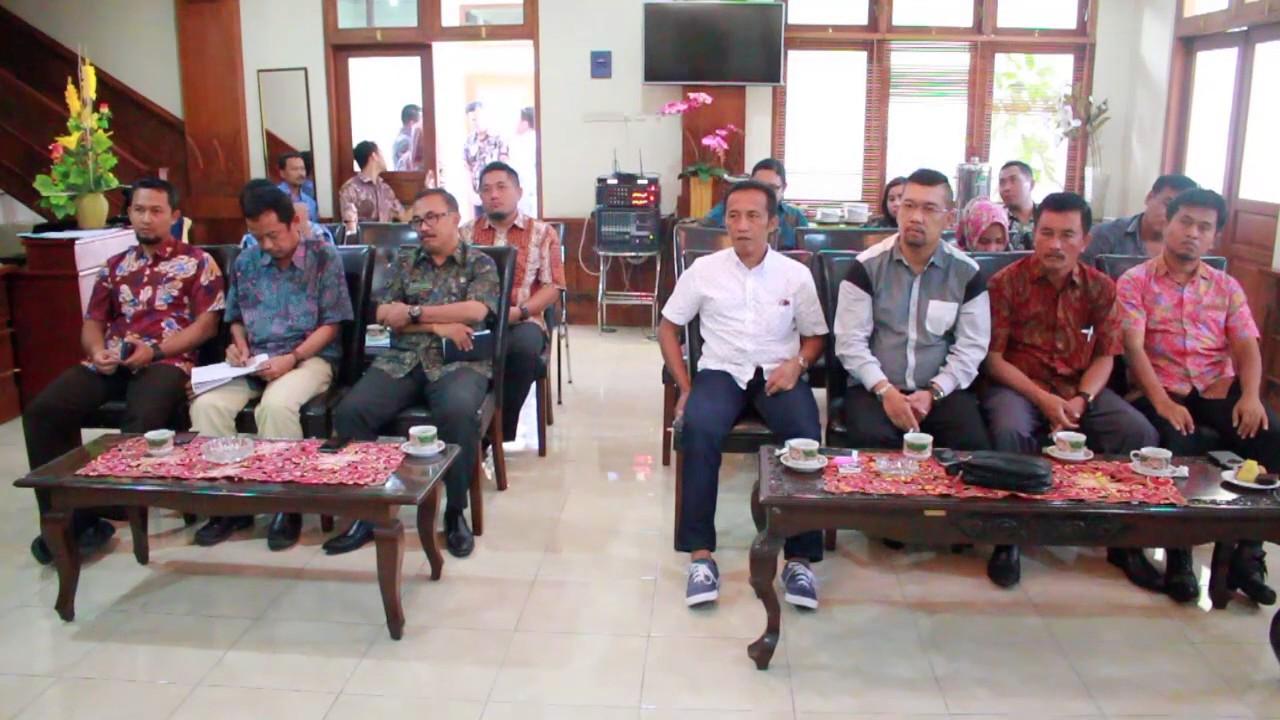 Rabu 17 Mei 2017 Kunker DPRD Kabupaten Blitar