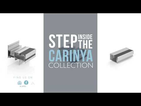 Carinya Select Bi-Fold Doors - Sill Options