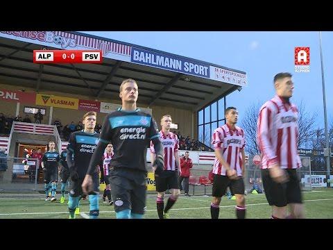 Samenvatting Alphense Boys B1 - PSV B1
