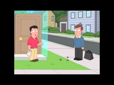Seth MacFarlane  He who lives in a Glass House Ft. Nike LeBron VIII