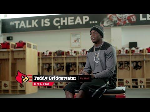 Teddy Bridgewater's Story