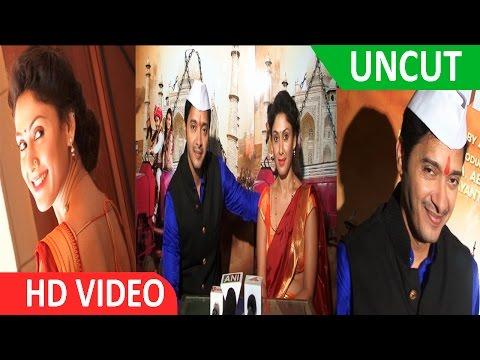 UNCUT | Promotional Interview With | Shreyas Talpade | Manjari Phadnis | for Film | Wah Taj